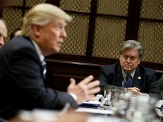 Trump Dumps Stephen Bannon From NSC Post | 코리일보 | CoreeILBO
