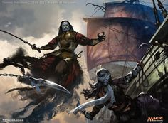 Skymarch Bloodletter, Tomasz Jedruszek on ArtStation at https://www.artstation.com/artwork/Ol3Nk