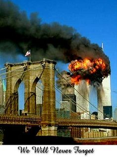 We will never forget that tragic day