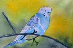 "Marcy Brennan (Born 1951), ""Blue Beauty"""