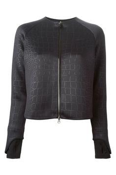 Nike x Pedro Lourenço Sweatshirt, $147; farfetch.com - chic workout gear for the new year - Elle