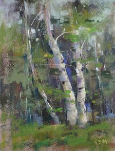 Painting My World: Tips for Working on Canson Paper