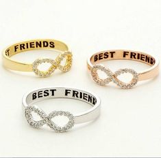 Best Friend Ring, Tiny Ring                                                                                                                                                                                 More
