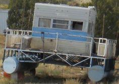 DIY Pontoon Boat Kits (or houseboat