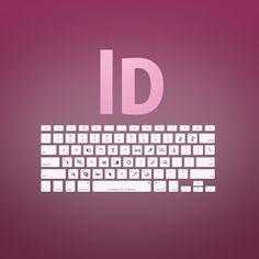 InDesign Keyboard shortcuts