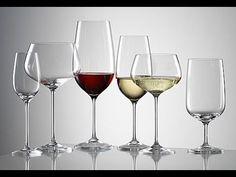 ขั้นตอนการผลิต แก้วไวน์  การเป่าแก้วไวน์ wine glass
