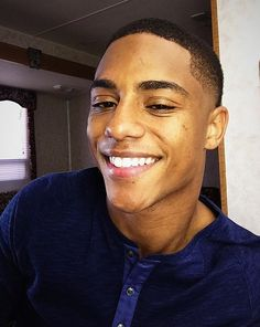 Keith T. Powers Fine Black Men, Black Boys, Fine Men, Keith Powers, Fear The Walking, Fine Boys, Attractive Men, Man Crush, Black Girl Magic