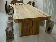 Rustic Wood Furniture  Repin, Share Like Thanks!