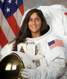 Sunita Williams-Indian American