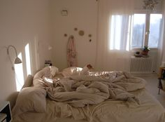 Camilla Engman's apartment. Photo by Camilla Engman, 2008.
