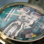 When Accutron 214 based watches were first released in they were truly ground breaking. Bulova Accutron, Electric, Watches, Wrist Watches, Tag Watches, Clocks