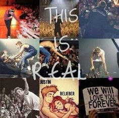 """""""This is Real"""" - Justin Bieber collage http://365ent.info/this-is-real-justin-bieber-collage #justinbieber"""