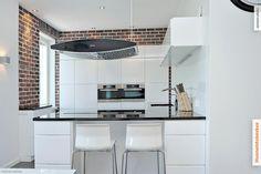 Myytävät asunnot, Nordenskiöldinkatu 8, Helsinki #oikotieasunnot #keittiö #kitchen
