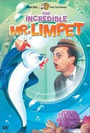 The Incredible Mr. Limpet  1960's movie
