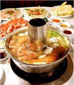 Dip In. Mongolian Hot Pot