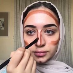 Transformation Makeup  By: @jawaherrbrr #fun #teenchoice #girllife #girlboss #fashionlook #funny #fashion #fashiongirls #funnypics #girlworld #funnyaf #teen #teens #teenagers #fashionista