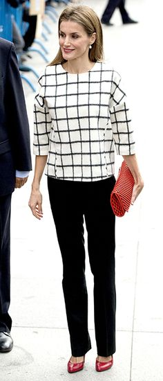 Royal style of the week including: Princess Mette-Marit of Norway, Princess Mary of Denmark and Queen Letizia of Spain