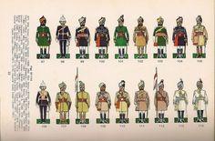 Resultat d'imatges de british gurkhas uniforms