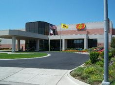 Jelly Belly Factory Tour - Fairfield, CA