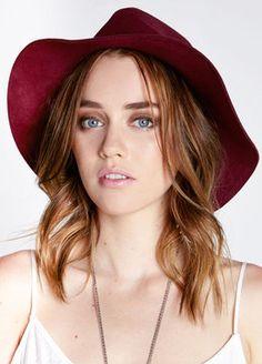 Rhythm Pocket Hat women new Accessories