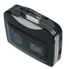 Unterhaltungselektronik Edal Usb Kassette Konverter Cassette To Mp3 Audio Musik-player Band Zu Pc Tragbare Cassette-to-mp3 Konverter Player
