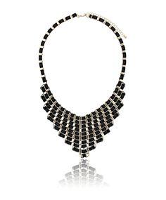 Gina Tricot - Box chain collar