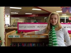 ▶ Elementary Library Lesson #3 - Fiction Book Organization (Edgerton School District) - YouTube