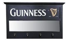 Mully's Touch of Ireland - Guinness Mirror Coat Hanger, $59.95 (http://www.mullystouchofireland.com/guinness-mirror-coat-hanger/)