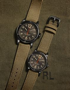 Ralph Lauren Watches The ultra-masculine RL67 Chronometer watch is a perfect holiday gift for him Explore Ralph Lauren Watches