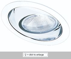 Elco Line Voltage regressed eyeball, reflector, sloped Trim - Line Voltage Sloped Regressed Eyeball with Reflector Commercial Lighting, Sloped Ceiling, Lighting Design, Line, Light Fixtures, Product List, Plates, Lights, Tableware
