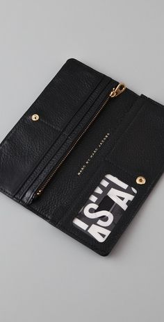 MBMJ Classic Q Single Snap Wallet