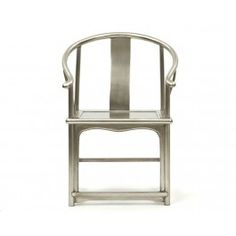 Chair - Silver Leaf. Chinese Birch. £695.00