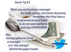 Server Tip #3