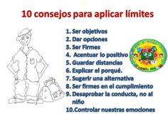 10 Consejos para aplicar límites