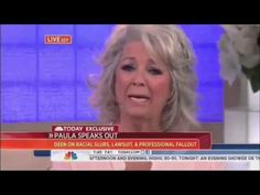 Paula Deen Gets Hit With A Stone On The Today Show! (Spoof)