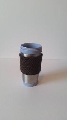 Mug cozy door Hippiewildflower op Etsy
