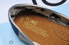 fresh and ready for your feet,TOMS shoes,god...SAVE 70% OFF! this is the best! | See more about toms outlet stores, tom shoes and shoes women. | See more about toms outlet stores, toms outlet and outlet stores.