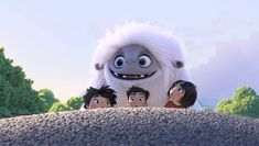 Abominable New Animated Movie Trailer - DreamWorks Animation w/ Chloe Bennet .Abominable takes audiences on an epic adventure Eddie Izzard, Dreamworks Animation, New Animation Movies, Chloe Bennet, Lorax, Kung Fu Panda, Next Film, Movies Coming Out, Best Movie Posters