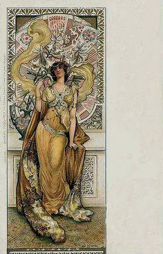 Eva Daniell 1904