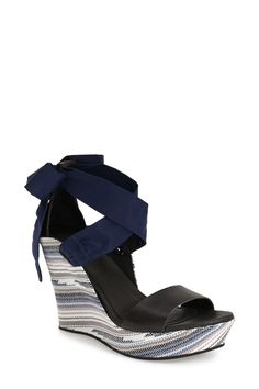 UGG Australia - Jules Serape Platform Wedge Sandal is now 31% off. Free Shipping