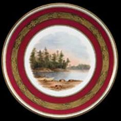 Great Canadian Commemorative Plates Index 1837-1901 - 1