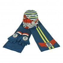 Set de invierno de 3 piezas: gorro, bufanda y guantes de Aviones, Planes Traces. 17,95 euros en Tino & Tina