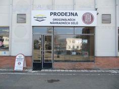 Nové obchodní zastoupení TATRA a prodejna v Brně