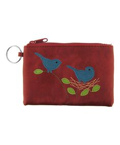 Designed by LAVISHY Made of vegan leather, this coin purse is fun, fashionable and environmentally friendly.