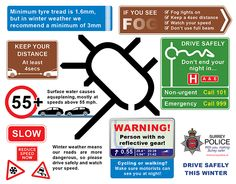 Road accidents are the main cause of accidental death in the UK, but taking some simple precautions can help to keep you safe.