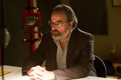 The dots are there, Carrie, but you haven't connected them yet. -Saul, #Homeland #showtime #mandypatinkin
