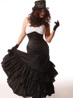 STEAMPUNK/TOPHATPUNK/BUSTLEPUNK  Can't be bad.Three in one. From the aptly named 'Hips and Curves' whose webpage is HERE
