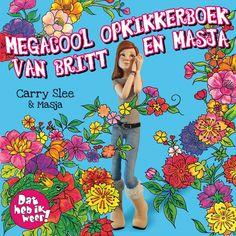 Megacool opkikkerboek van Britt en Masja