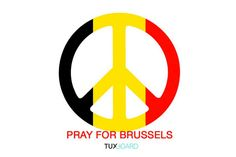 Attentats de Bruxelles : des dessins en guise de soutien