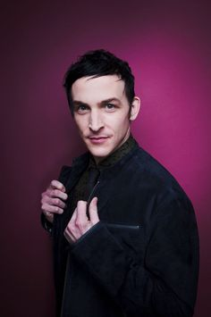Robin Lord Taylor is photographed for TV Guide Magazine on January 17, 2015 in Pasadena, California. (Photo by Jeff Riedel/Contour by Getty Images)